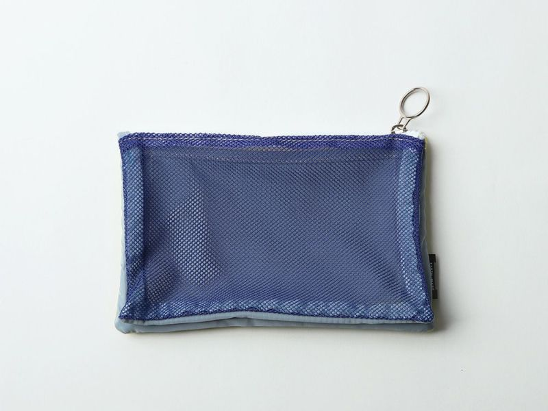 ISOZAI MIX TWIN POUCH EARTH MADE